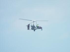 I've always wanted an autogyro!