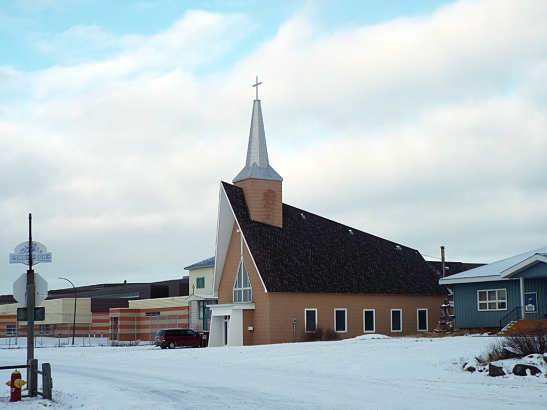 Holy Canadian Martyrs Catholic church
