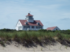 Old Coast Guard Station from Coast Guard Beach