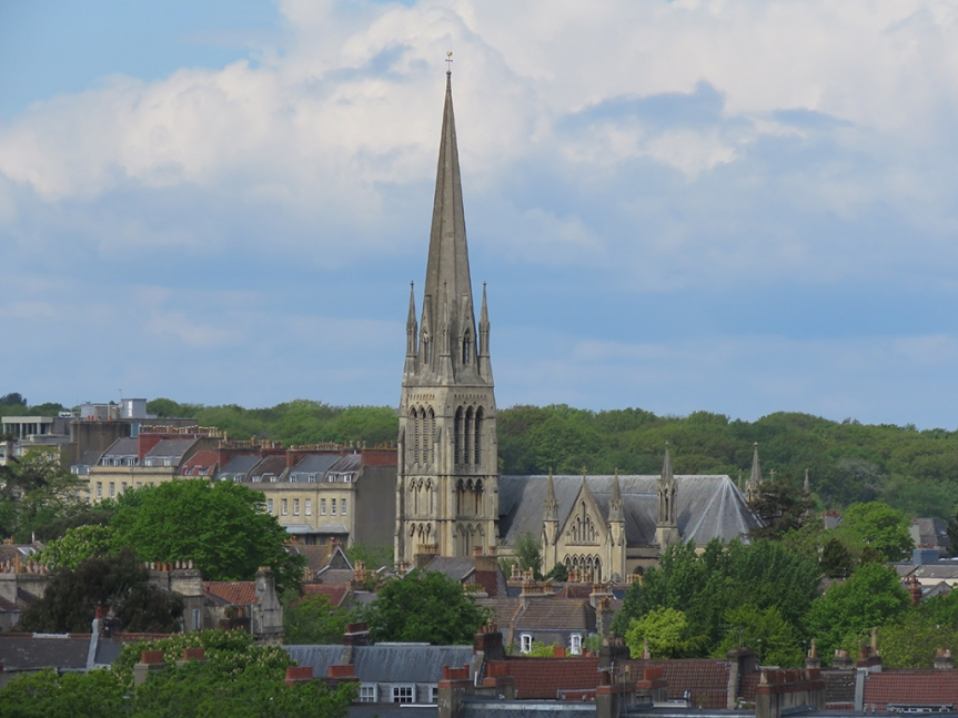 Christ-Church_Clifton_from_Cabot-Tower