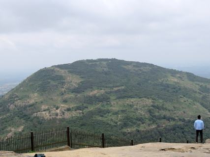 Another of the Nandi Hills.